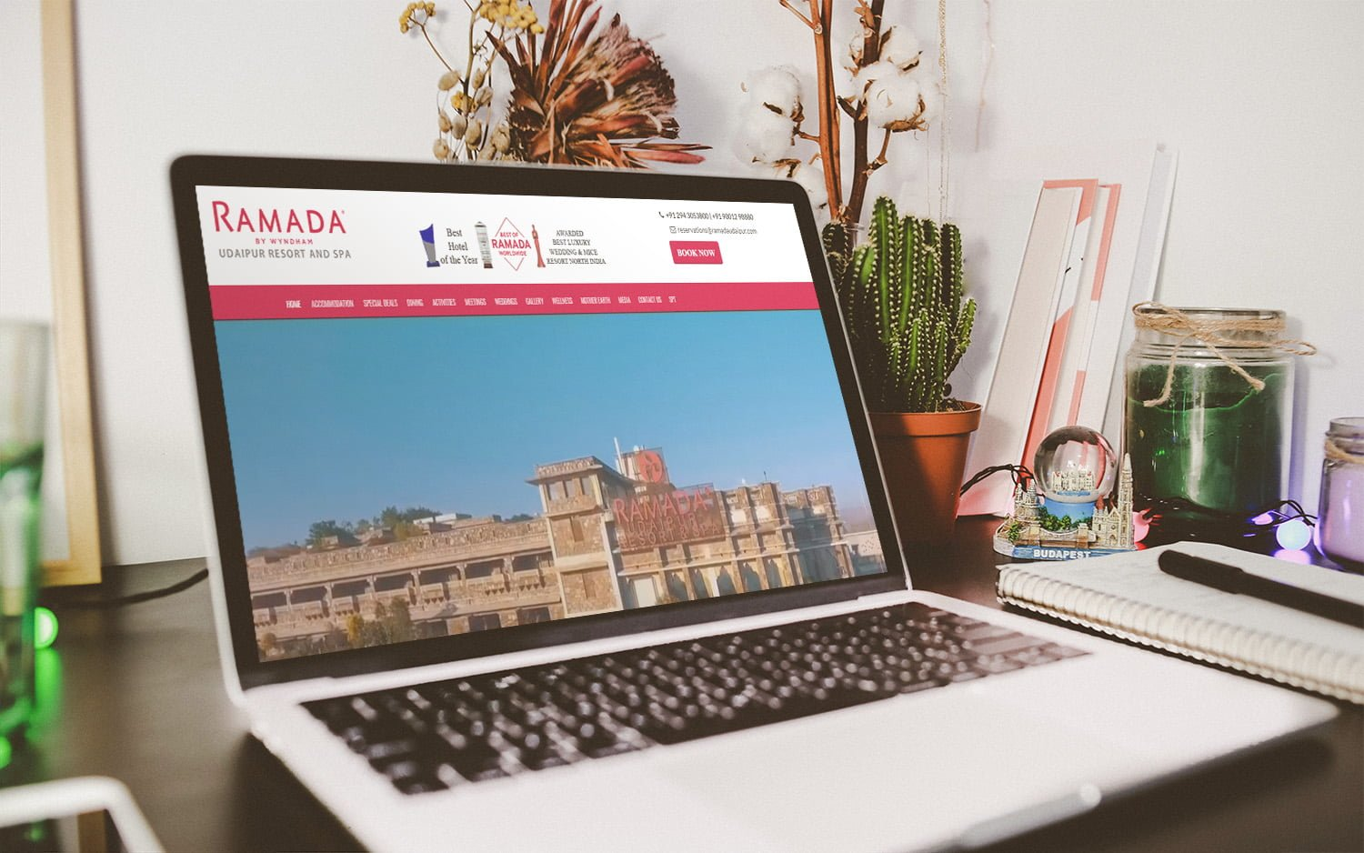 Ramada Udaipur Digital Marketing
