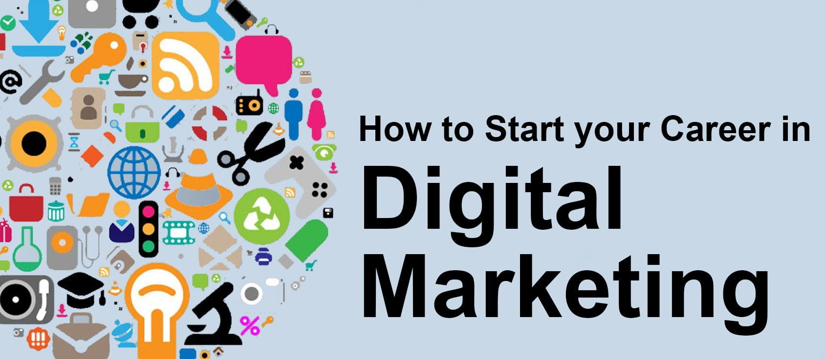 How to Pursue a Career in Digital Marketing: Managerial Point of View