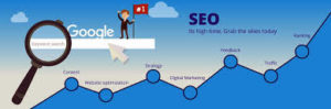 providing all necessary SEO service to generate traffic on website